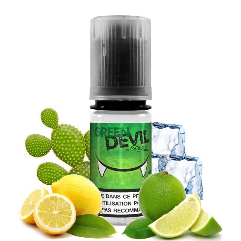 E-liquide Green Devil Avap 10 ml
