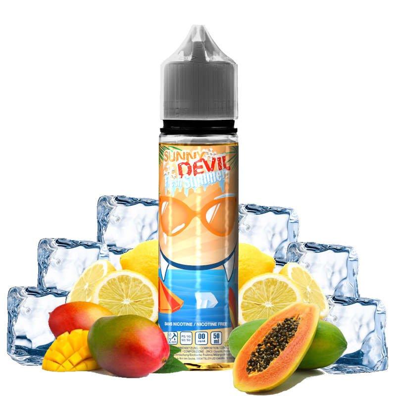 Eliquide Sunny Devil Fresh Summer Avap 50 ml
