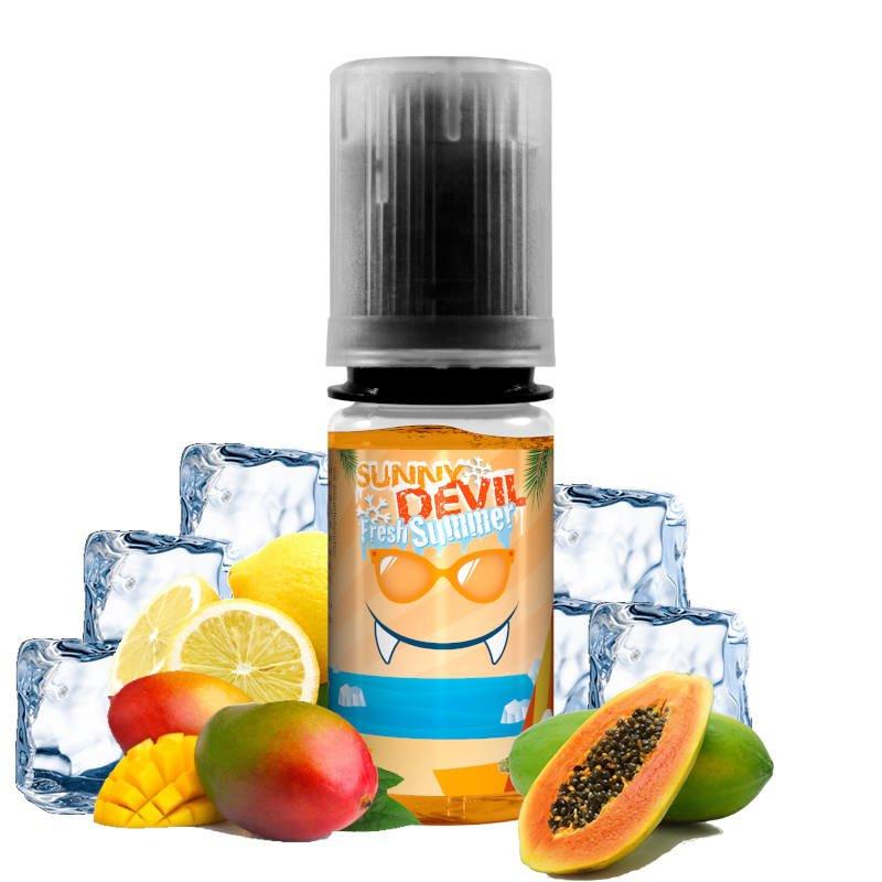 E-liquide Sunny Devil Fresh Summer Avap 10 ml