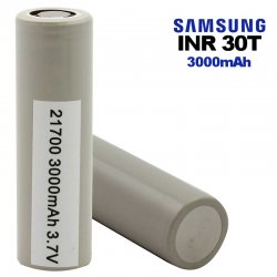 Batterie rechargeable Samsung INR 30T 21700