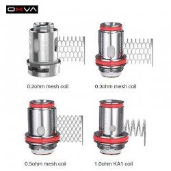 Résistances Unicoil pour pods Origin, X et Origin X d'OXVA (X5)