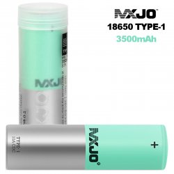 Batterie rechargeable MXJO IMR 18650 Type-1