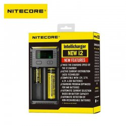 boîte Intellicharger New i2 NITECORE