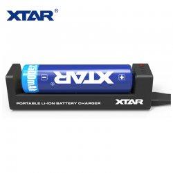 Chargeur USB 1 accu XTAR MC1
