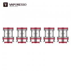 Résistances GTR Mesh Vaporesso (X5) 0.15 ou 0.4 ohm
