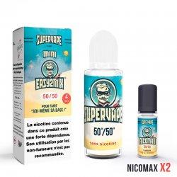 Mini Easy2Mix 50/50 Supervape 100 ml 4mg