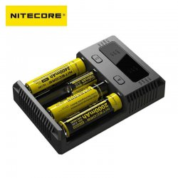 Intellichargeur New i4 Nitecore