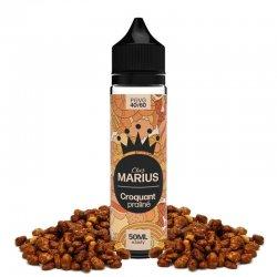 E-liquide Croquant Praliné Chez Marius by E.Tasty 50 ml