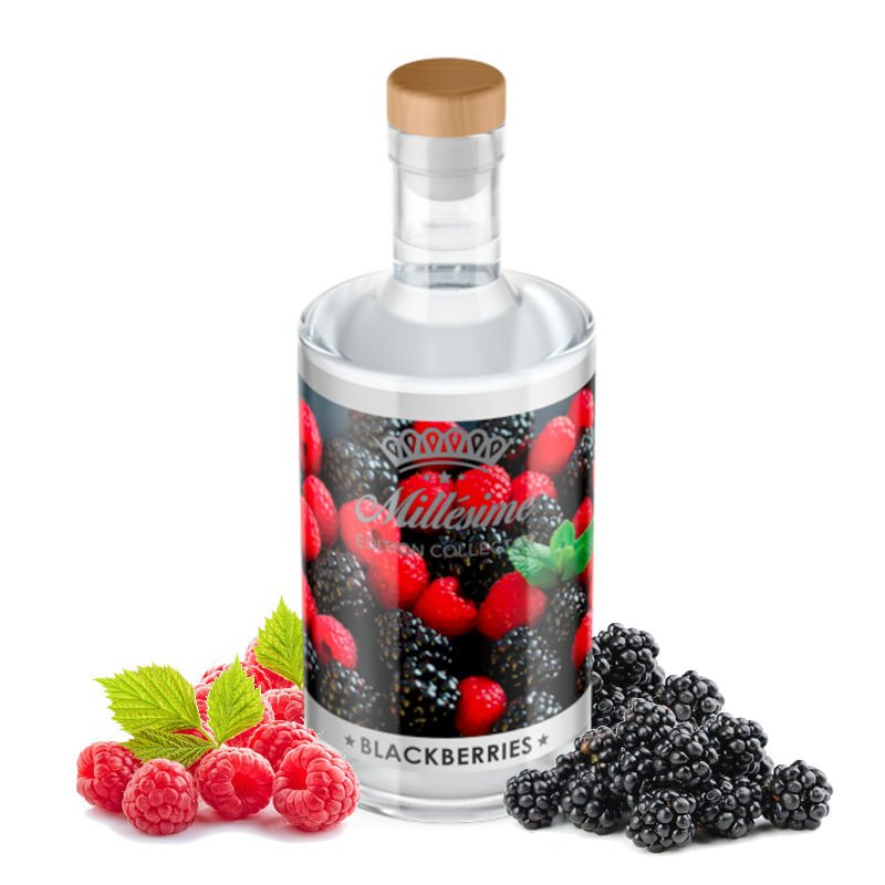 E-liquide Blackberries  Millésime - Edition collector 100 ml