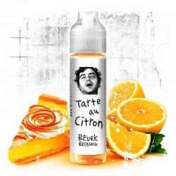 Eliquide Tarte au citron Beurk Research 40 ml