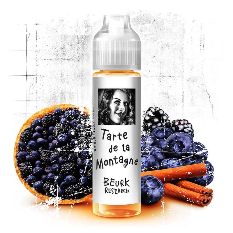 Eliquide Tarte de la Montagne Beurk Research 40 ml