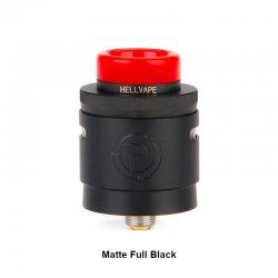 Dripper Passage RDA Hellvape Matte Full Black