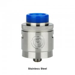 Dripper Passage RDA Hellvape Stainless Steel (SS)