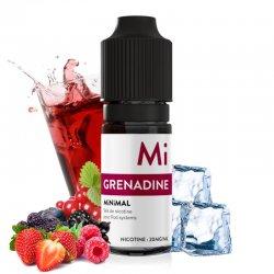 Grenadine MiNiMAL The Fuu 10 ml aux sels de nicotine