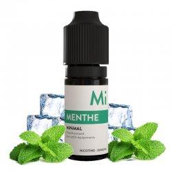 Eliquide Menthe MiNiMAL The Fuu sels de nicotine