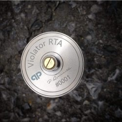 Pin 510 Violator RTA 28 mm QP Design