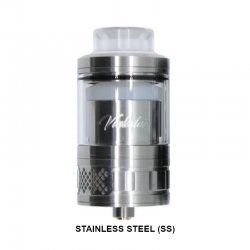 Violator RTA 28 mm QP Design Stainless Steel (SS)