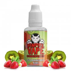 Arôme concentré Strawberry Kiwi Vampire Vape 30 ml