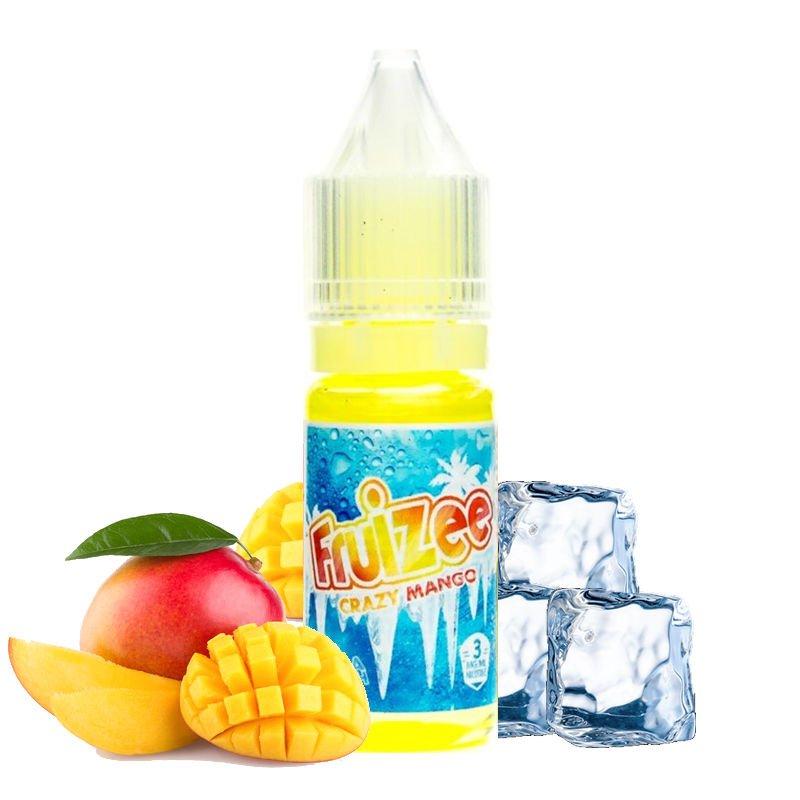 E-liquide Crazy Mango Fruizee 10 ml