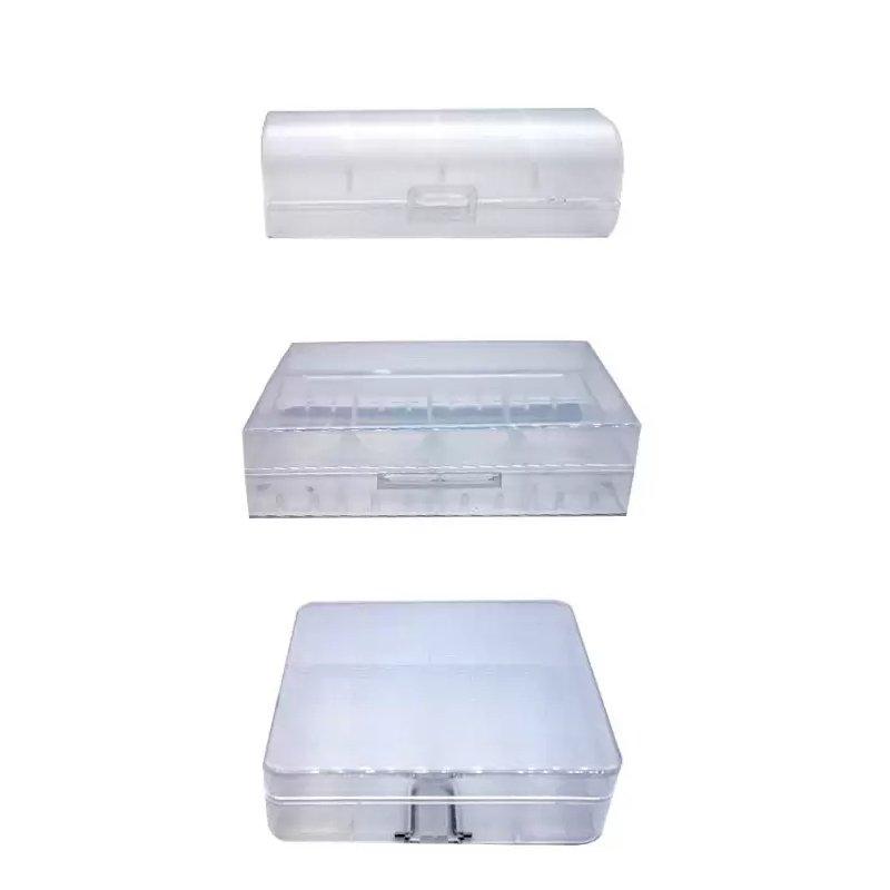 Boîte protection accu(s) 18650