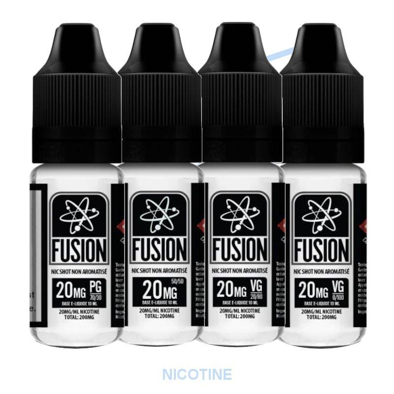 Booster nicotine Fusion - Halo