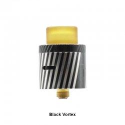 Leto RDA 24 mm Gravure Edition Black Vortex Titanide