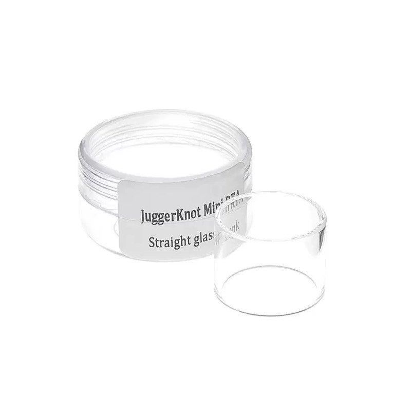 Tube en verre Pyrex pour Juggerknot mini QP Design