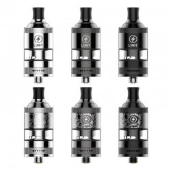 Atomiseur Limit RTA Kizoku et Limit Renaissance Edition