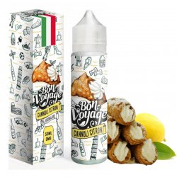 Eliquide Cannoli Citron Bon Voyage 50 ml