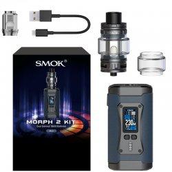 Contenu de la boîte cigarette électronique Morph 2 SMOK