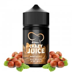 Eliquide Mukkies Hazelnuts Crazy Juice Mukk Mukk 50 ml
