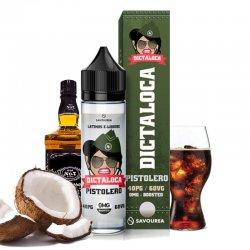 E-liquide Pistolero Dictaloca 50 ml