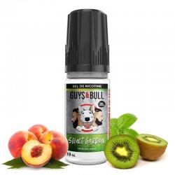 Eliquide sel de nicotine Sweet Garden Guys & Bull 10 ml