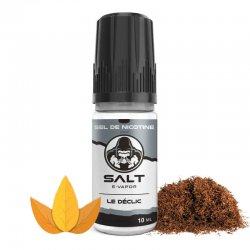 Eliquide sel de nicotine Le Déclic Salt E-Vapor 10 ml