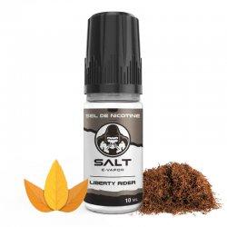 Eliquide sel de nicotine Liberty Rider Salt E-Vapor 10 ml