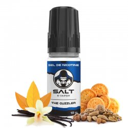 Eliquide The Guzzler sel de nicotine Salt E-Vapor 10 ml