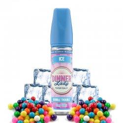 Eliquide Ice Bubble Trouble Dinner Lady 50 ml