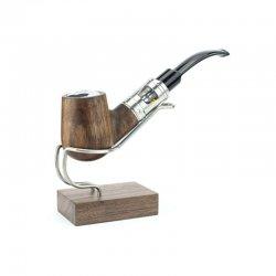 E-pipe mécanique Bent Walnut 18350 - Créavap