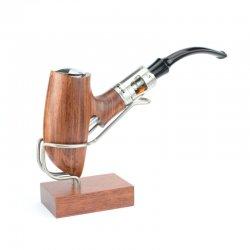 E-pipe mécanique Scarecrow Rosewood 18650 - Créavap