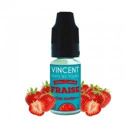 Eliquide fraise Vincent Dans Les Vapes (VDLV) 10 ml