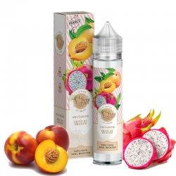 Eliquide Nectarine Fruit du dragon Le Petit Verger 50 ml