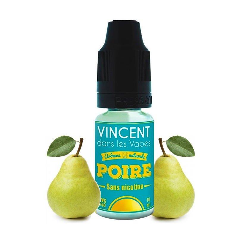 Eliquide poire Vincent Dans Les Vapes (VDLV) 10 ml