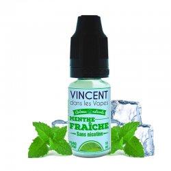 Eliquide menthe fraîche Vincent Dans Les Vapes (VDLV) 10 ml