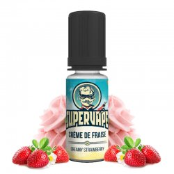 Arôme concentré Crème de Fraise Supervape