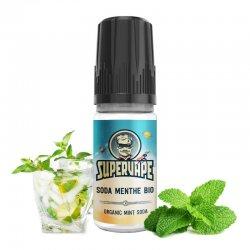 Arôme concentré Soda Menthe Bio Supervape pour e-liquide DIY