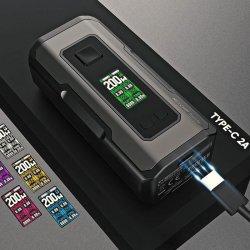 Chargement et thème couleur Profil Squonk Mod Wotofo