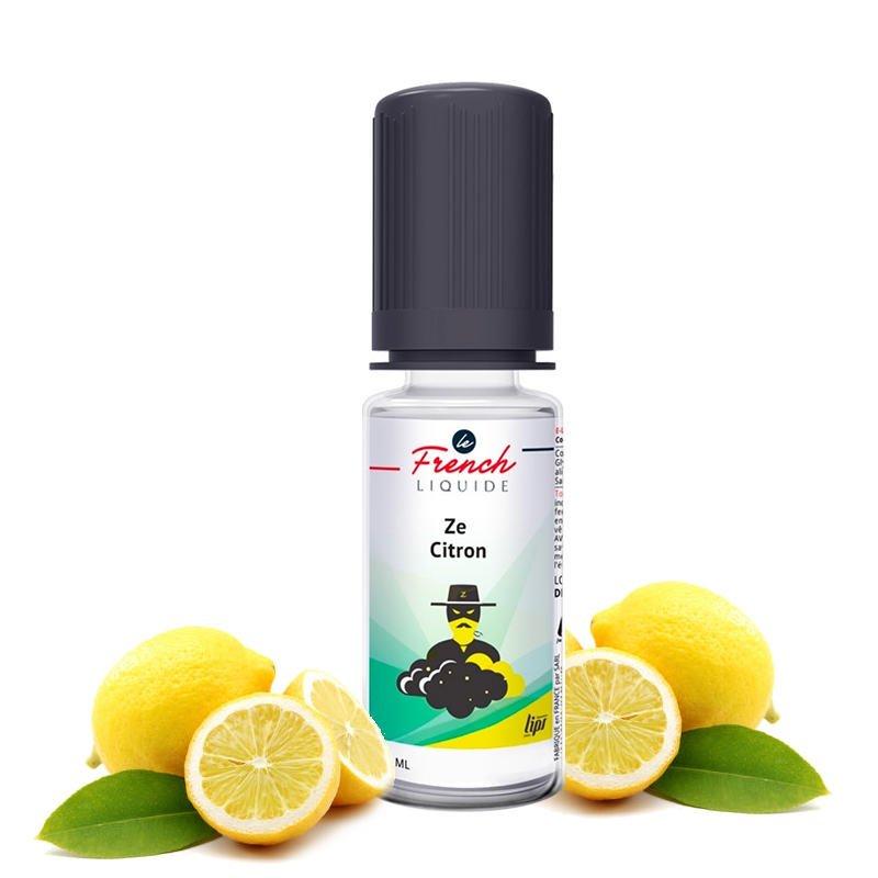 Eliquide Ze Citron Le French Liquide 10 ml