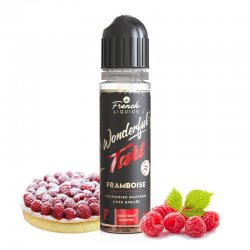 Eliquide Wonderful Tart Framboise  Le French Liquide