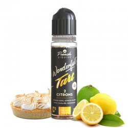 Eliquide Wonderful Tart 2 Citrons Le French Liquide