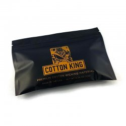 Sachet cotton king